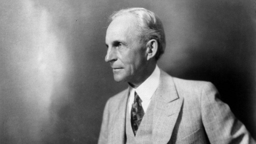 Henri Ford, inovator