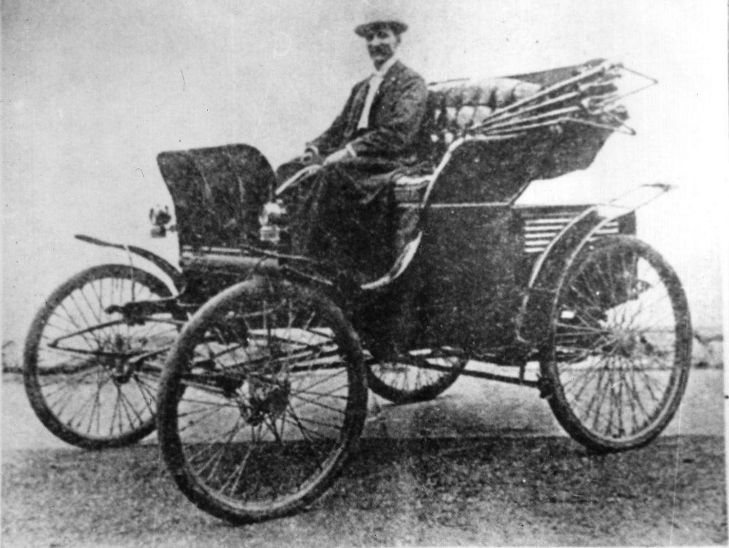 prvi automobili ford