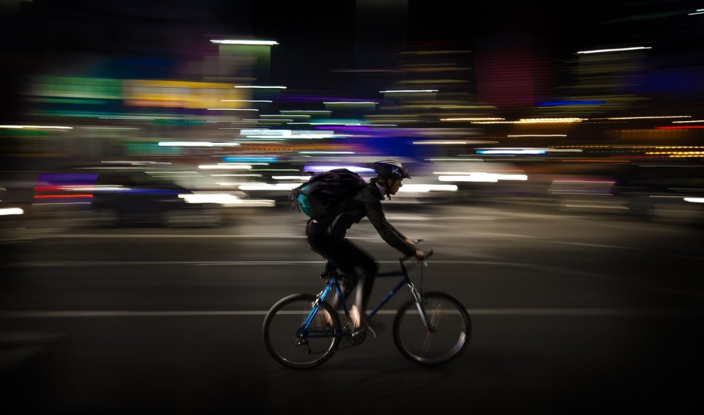 Bicikl vožnja