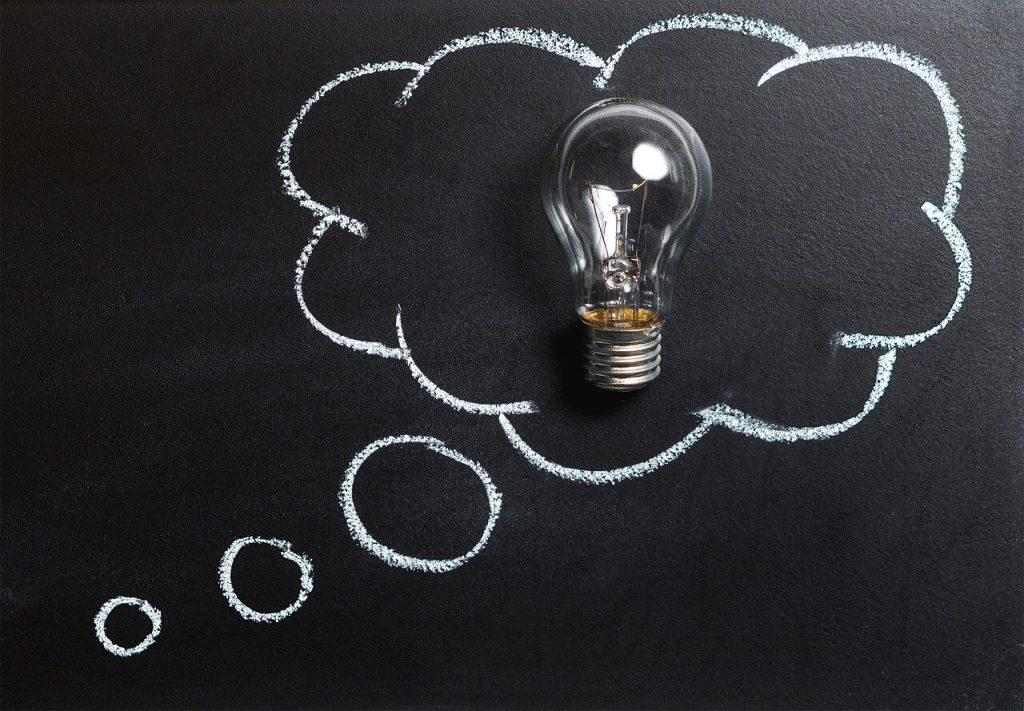 lampica-oblacic-ideja-kreativnost-resavanje-problema